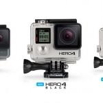 GoPro HERO4の発売日が10月5日!