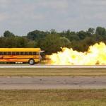 世界最速のスクールバス