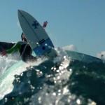 サーフィンを4Kの1000fpsで撮った動画