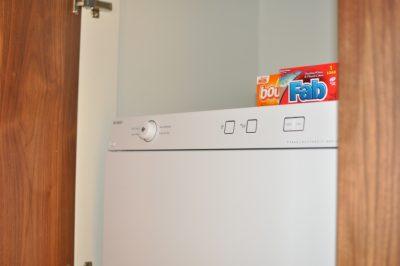 リッツカールトンワイキキ洗濯機