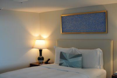 リッツカールトンワイキキ寝室