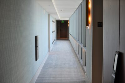 リッツカールトンワイキキの廊下
