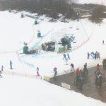 軽井沢スキー場のライブカメラ