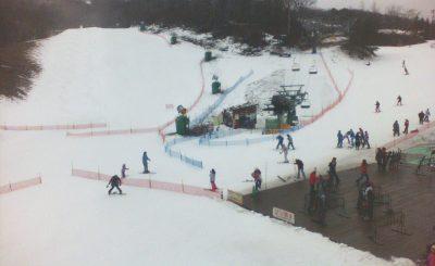 軽井沢スキー場ライブカメラ
